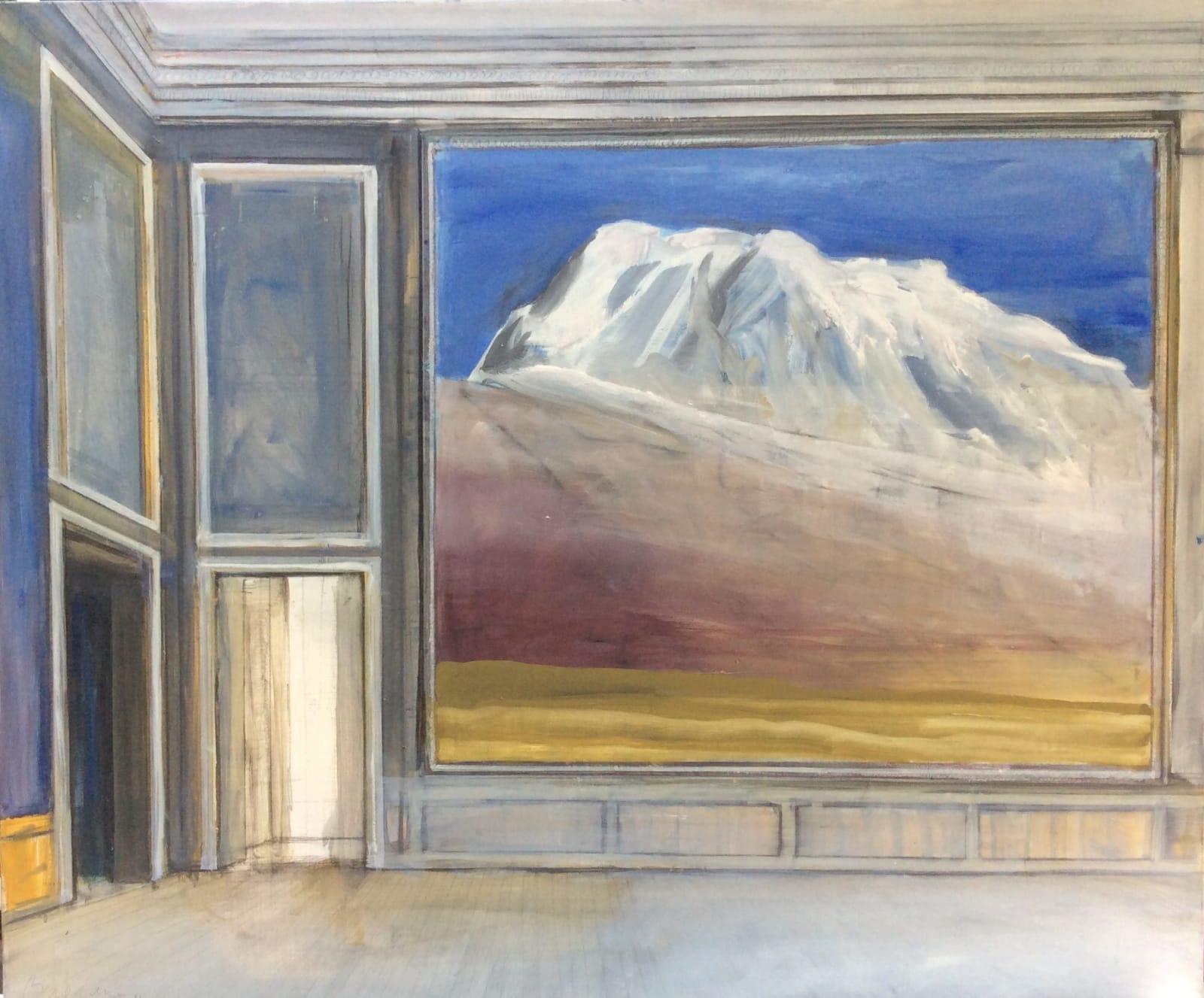 Pierre Bergian, Lonely Mountain , 2018