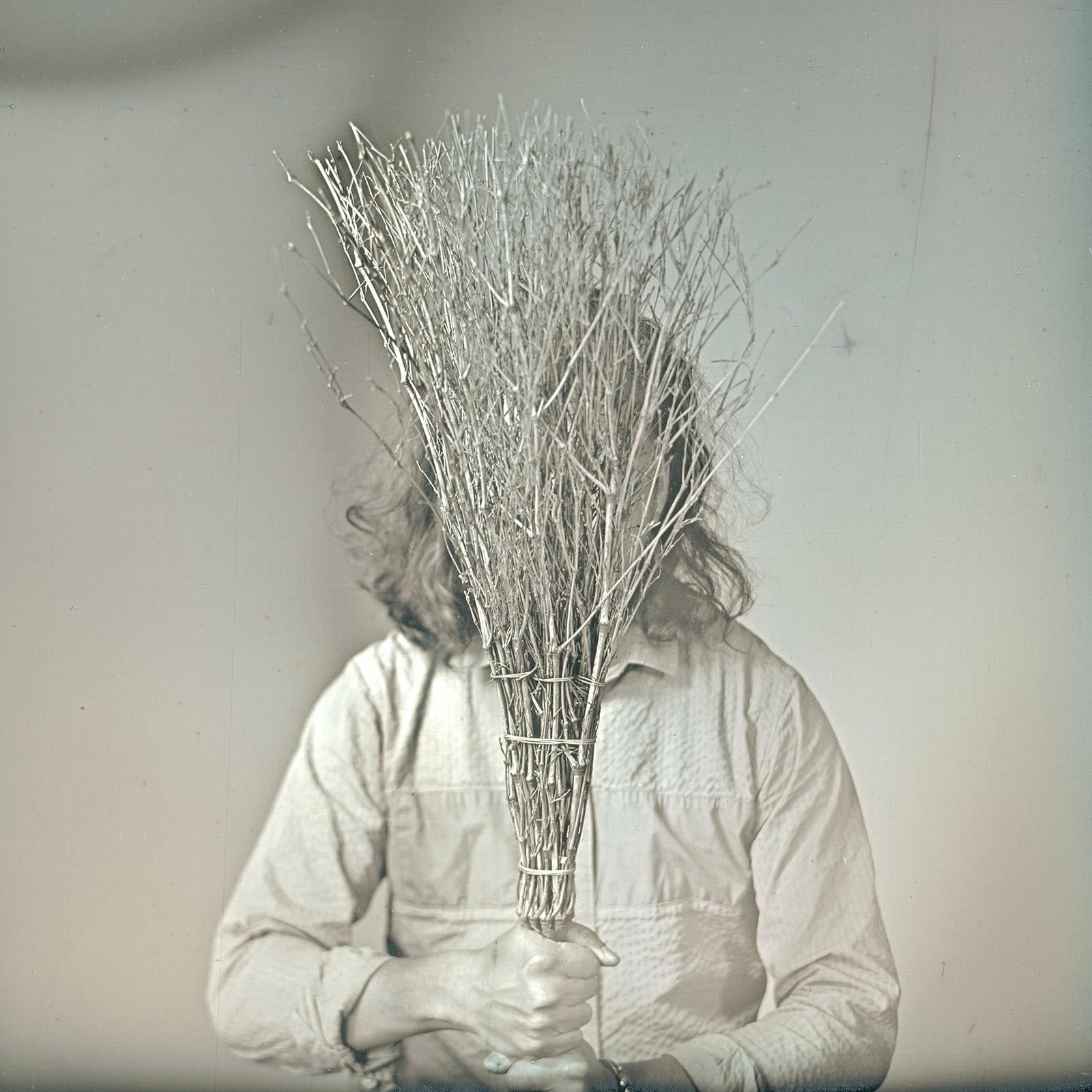 Takashi Arai, Self with Besom, 2020