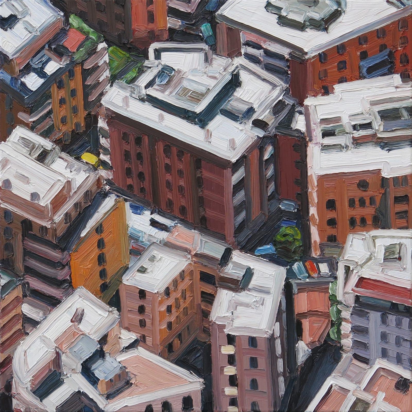Ralph Fleck, Roma 7/VII , 2020