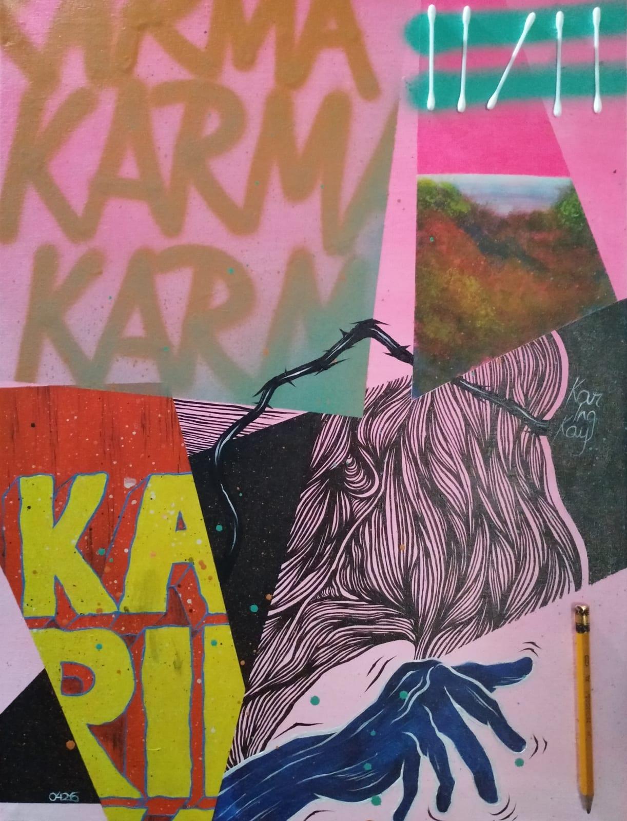 Various Artists, Karma Karma Karma, 2020