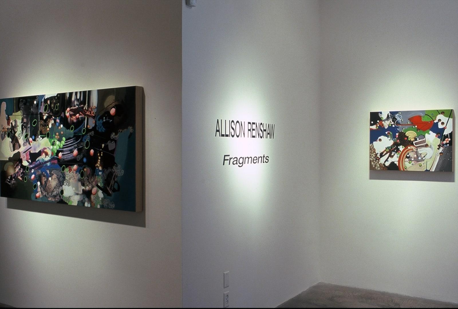 Allison Renshaw | Fragments