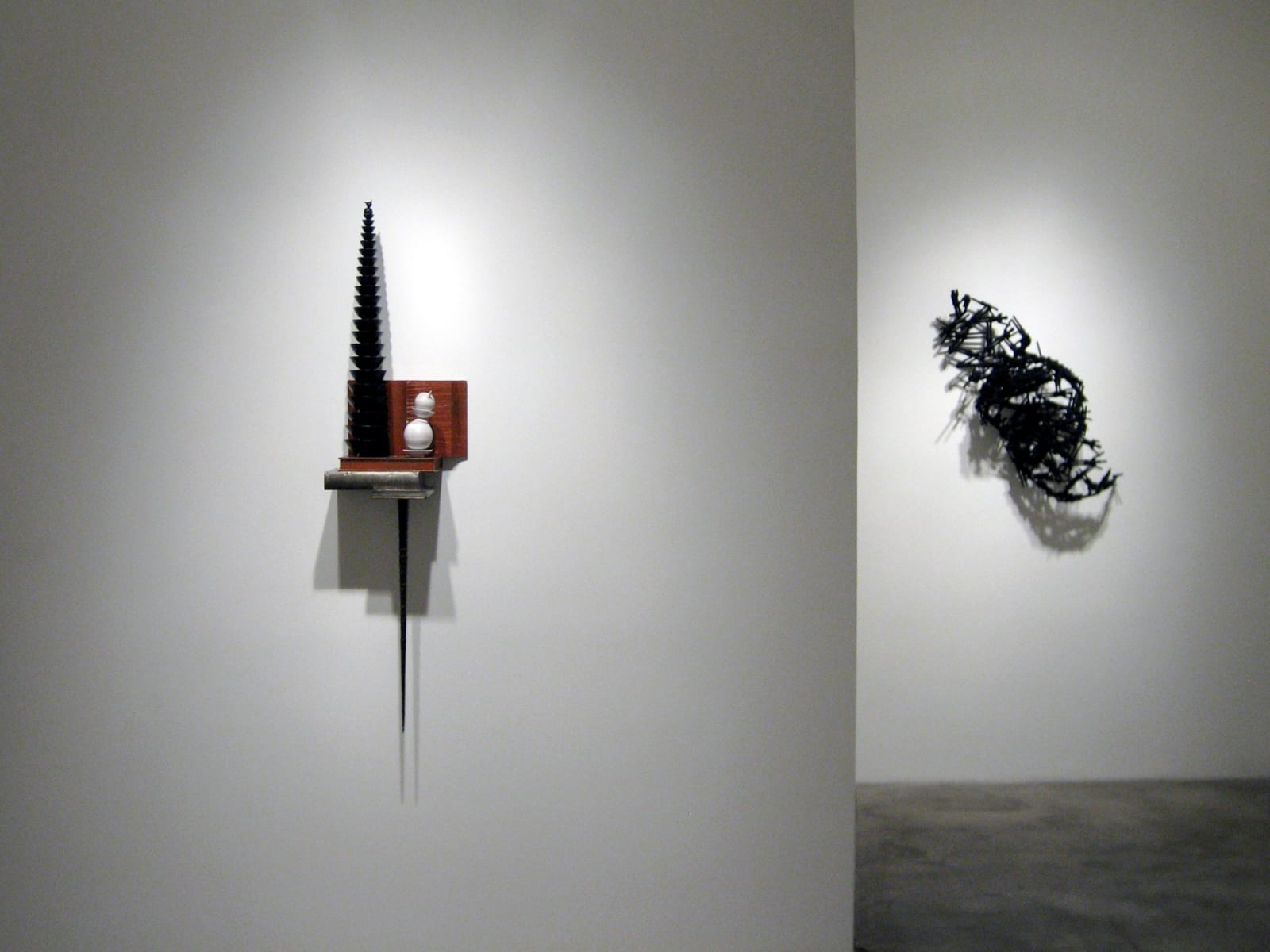 Jay Johnson | Once Again, Differently and Other New Painted Sculptures