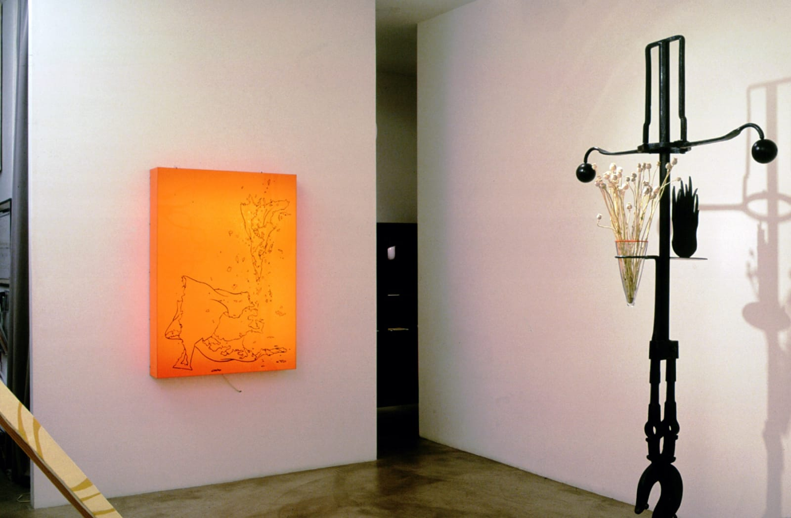 Sculpture on the Floor, Wall, and Ceiling | Group Exhibition