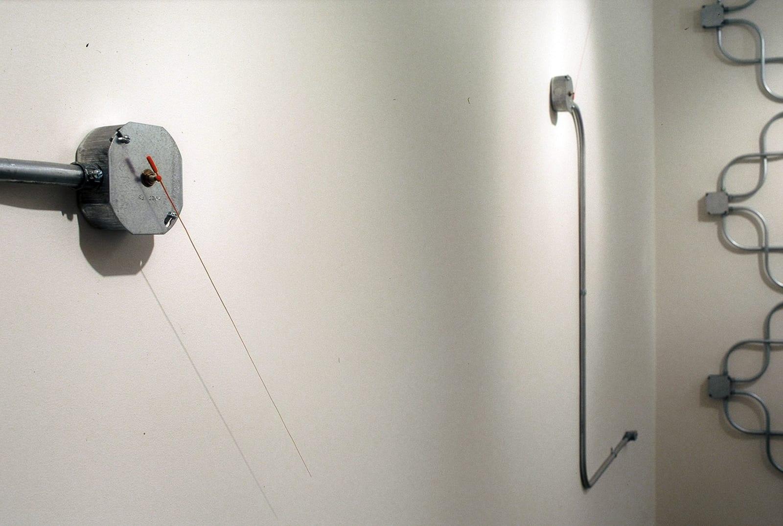 Roman De Salvo | Recent Work with Electrical Conduit