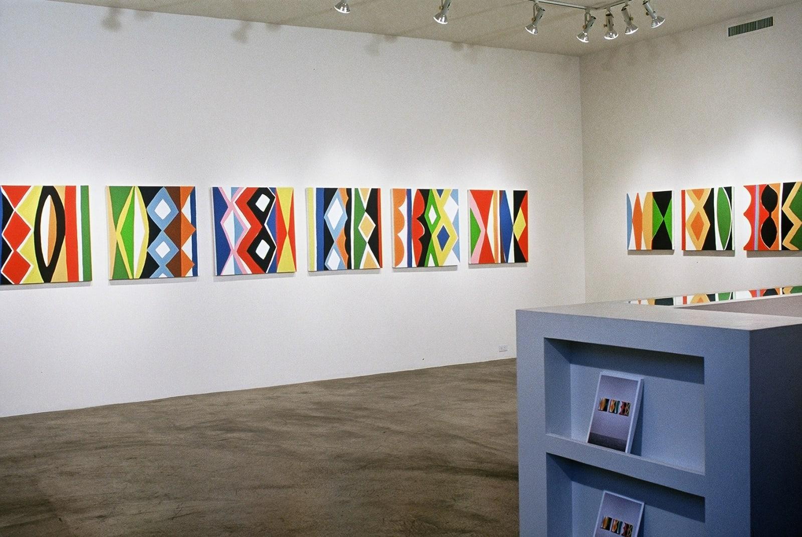 Kim Macconnel  New Paintings