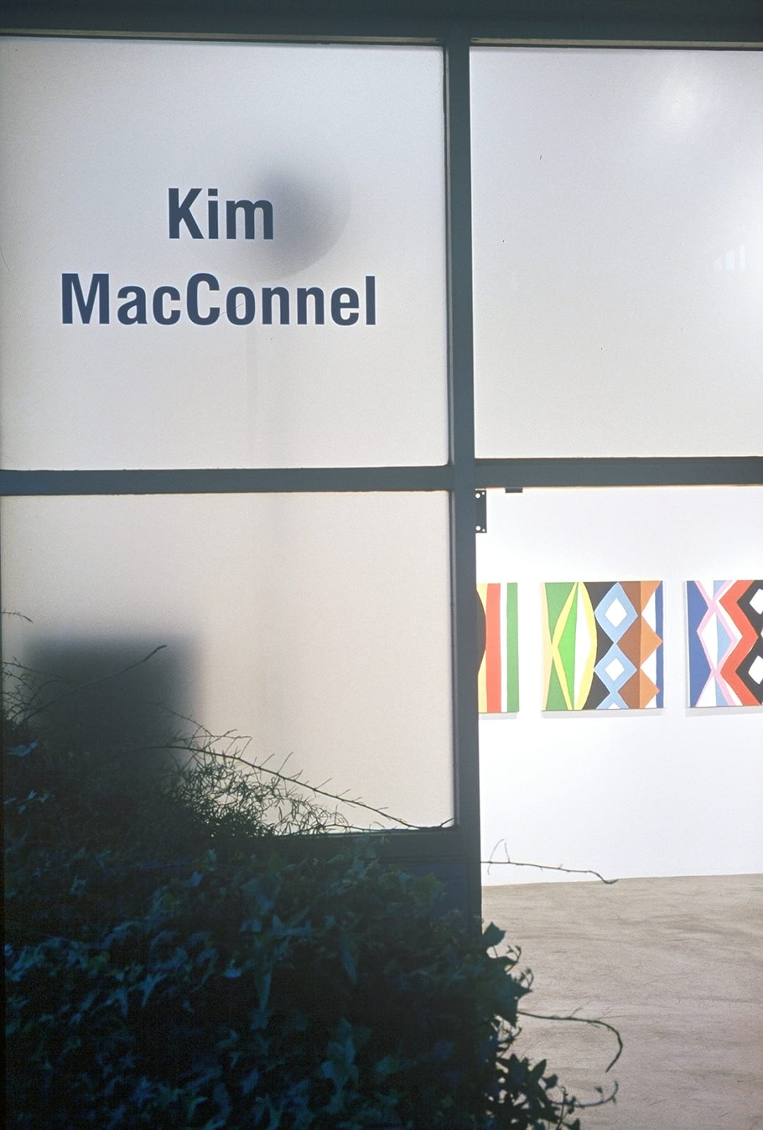 Kim Macconnel| New Paintings