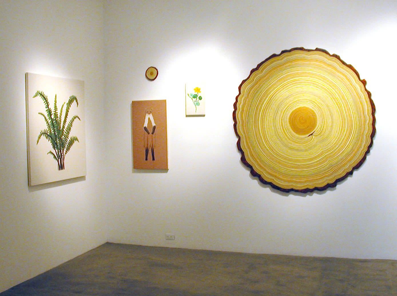 Matt Offenbacher   New Paintings