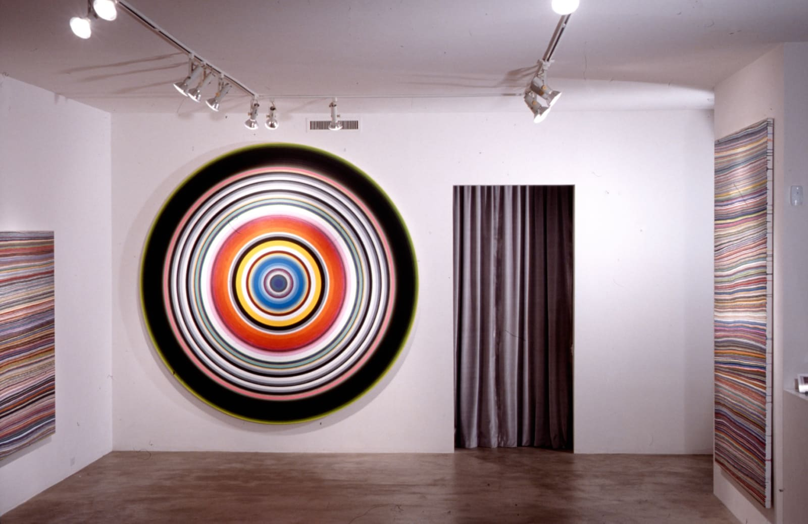 Gary Lang | Four New Paintings