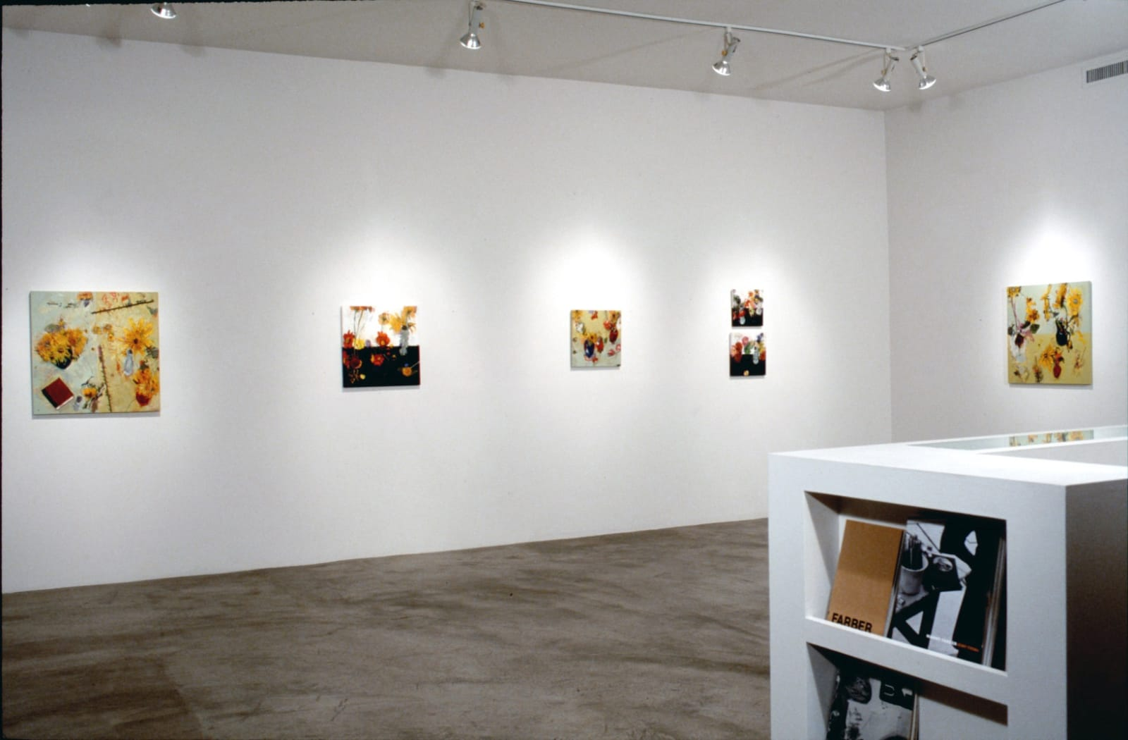 Manny Farber   New Small Paintings