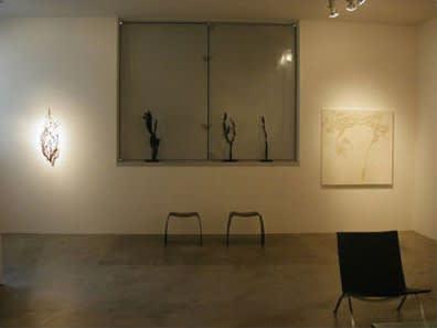 Joanne Hayakawa   Parallax - Drawings In Clay