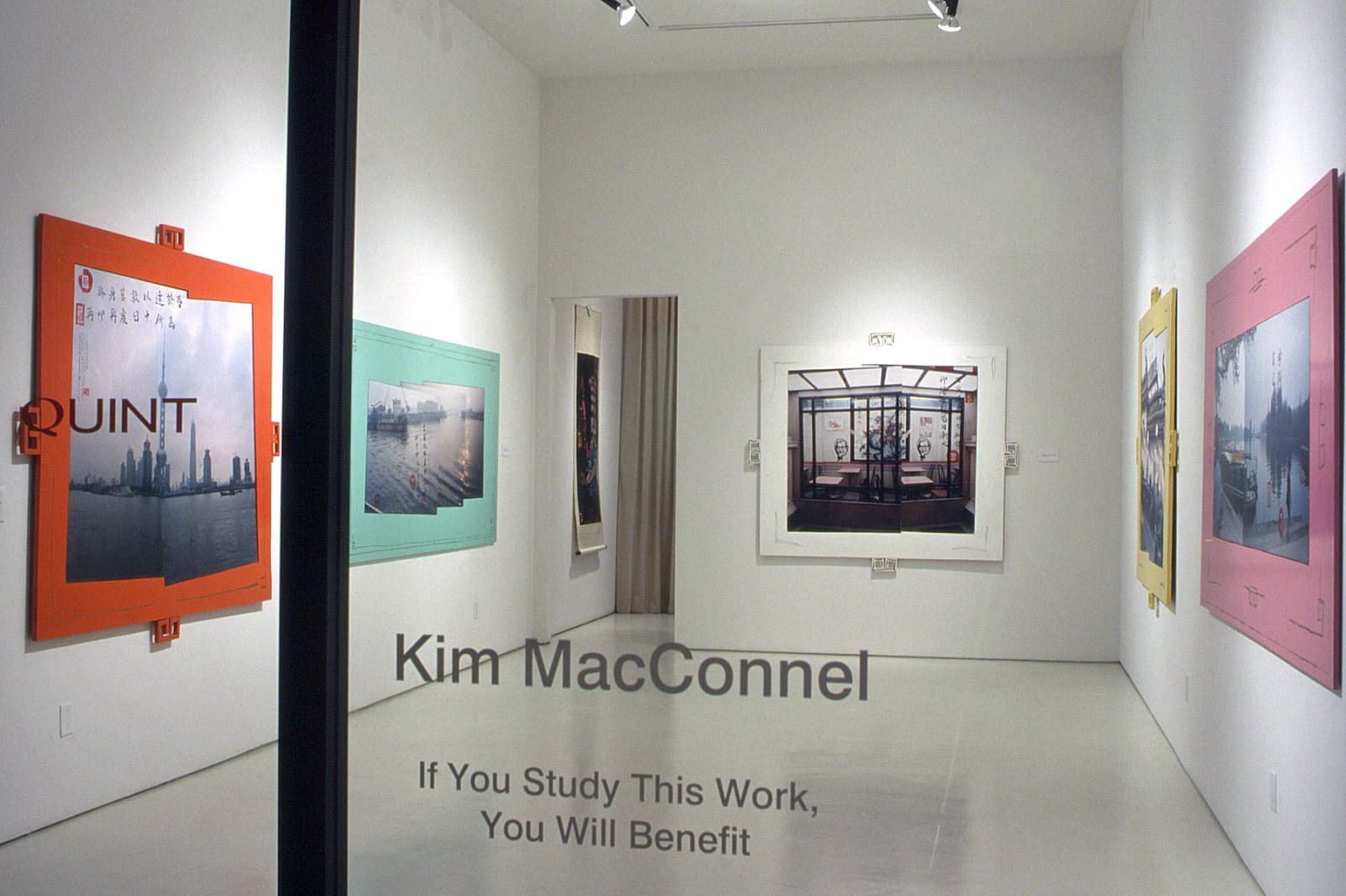 Kim Macconnel | If You Study This Work, You Will Benefit