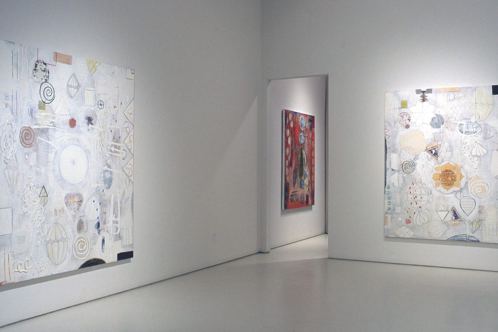 Ellen Salk   New Paintings