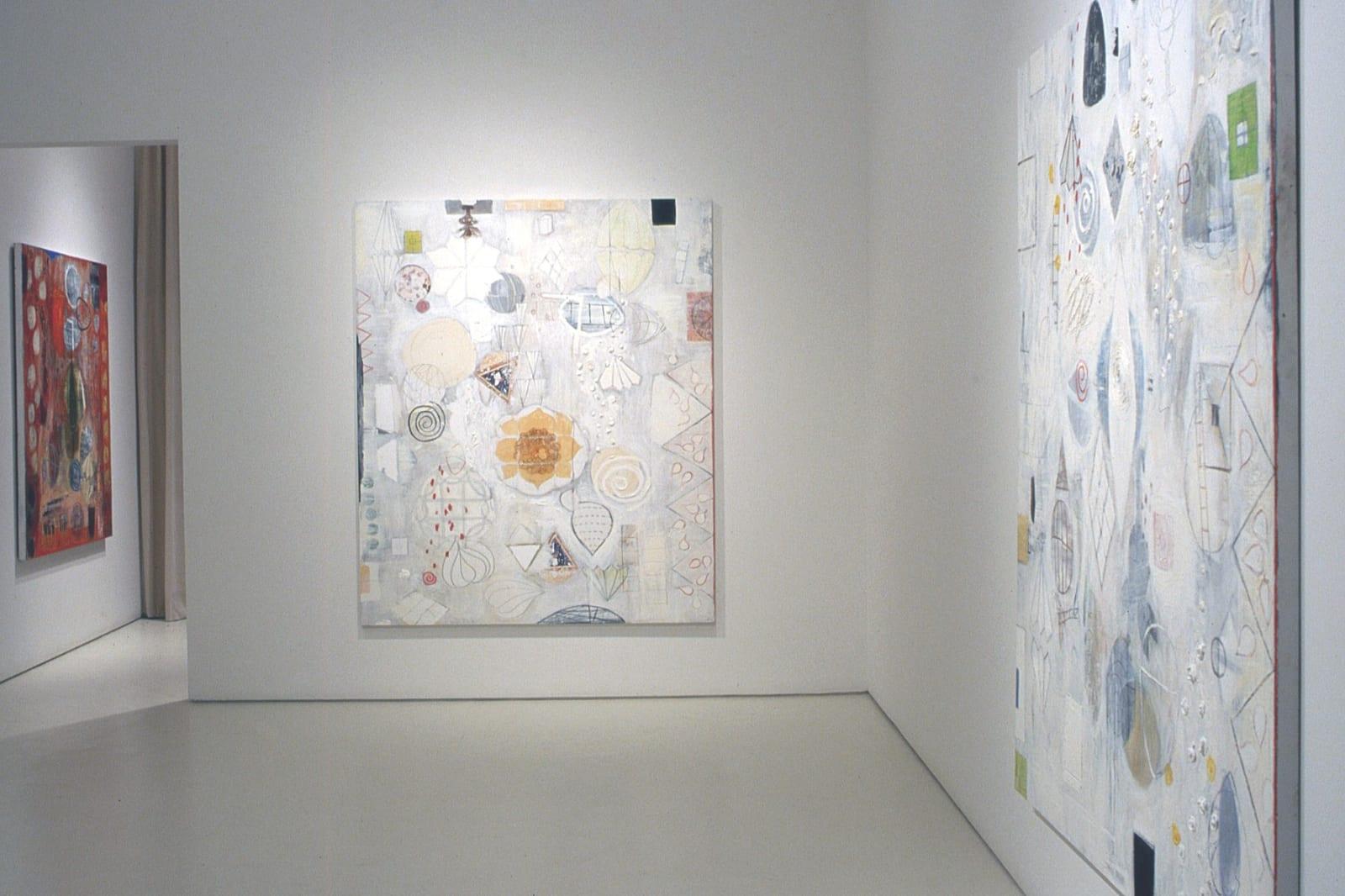 Ellen Salk | New Paintings