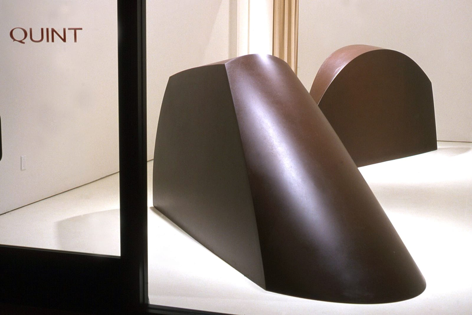 Tom Waldron | New Sculpture