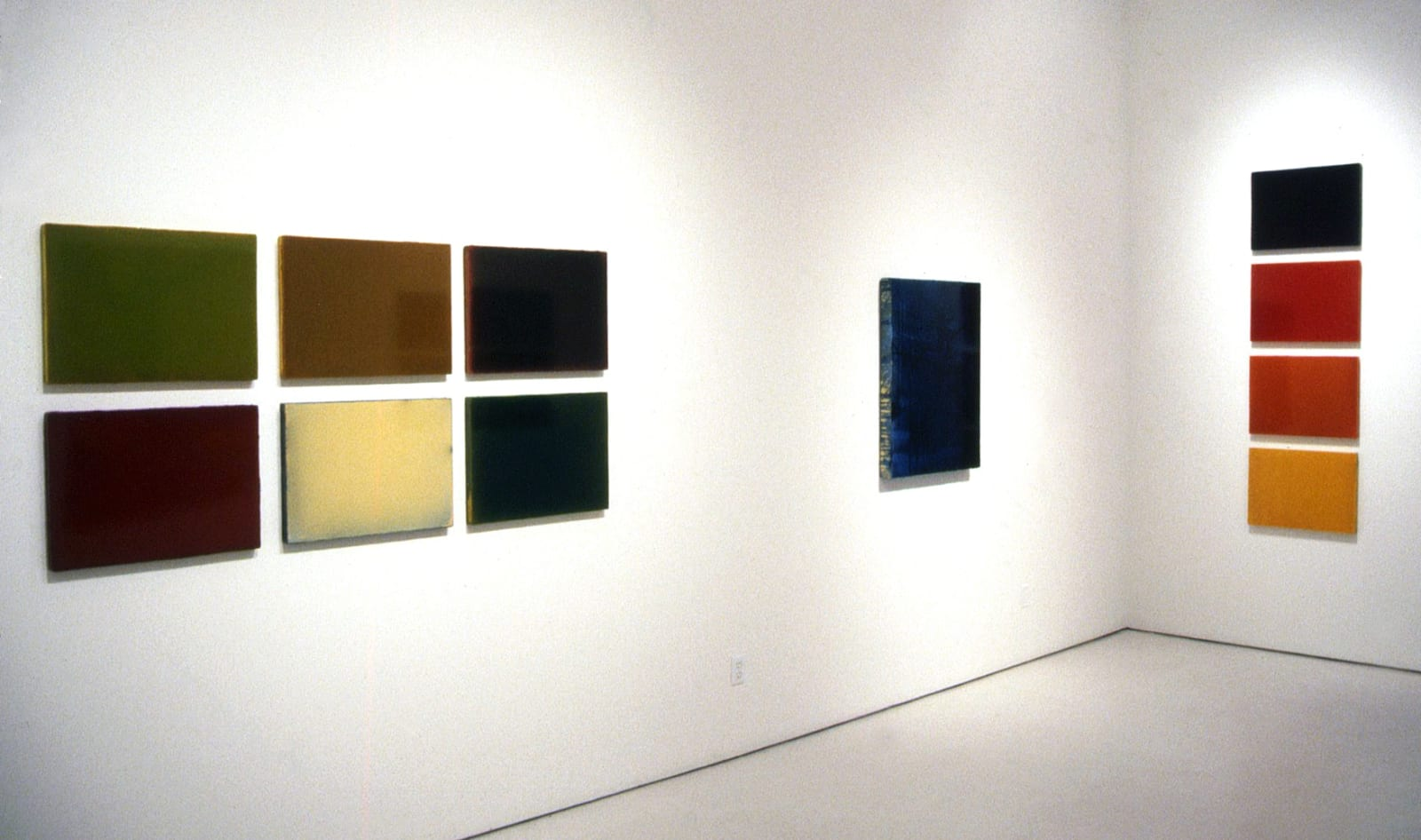 Stephen P. Curry | New Paintings