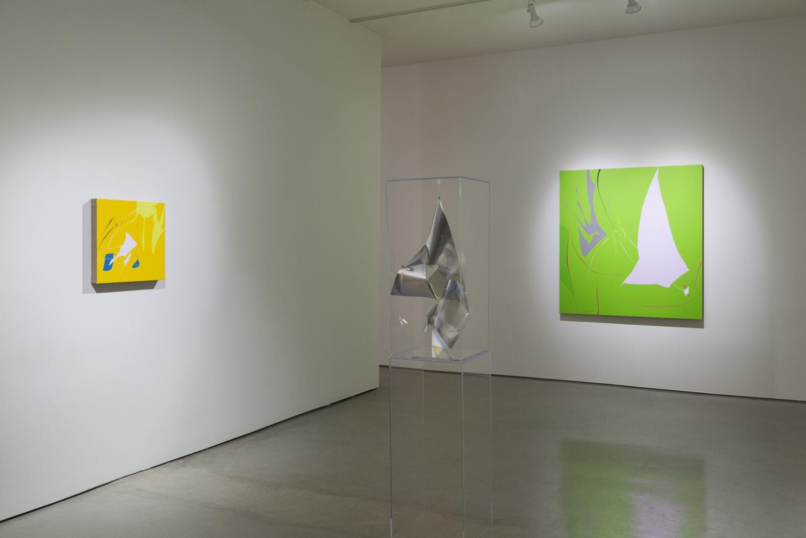 Atmospheric Abstraction | Larry Bell, Gisela Colón, Mara De Luca, and Heather Gwen Martin