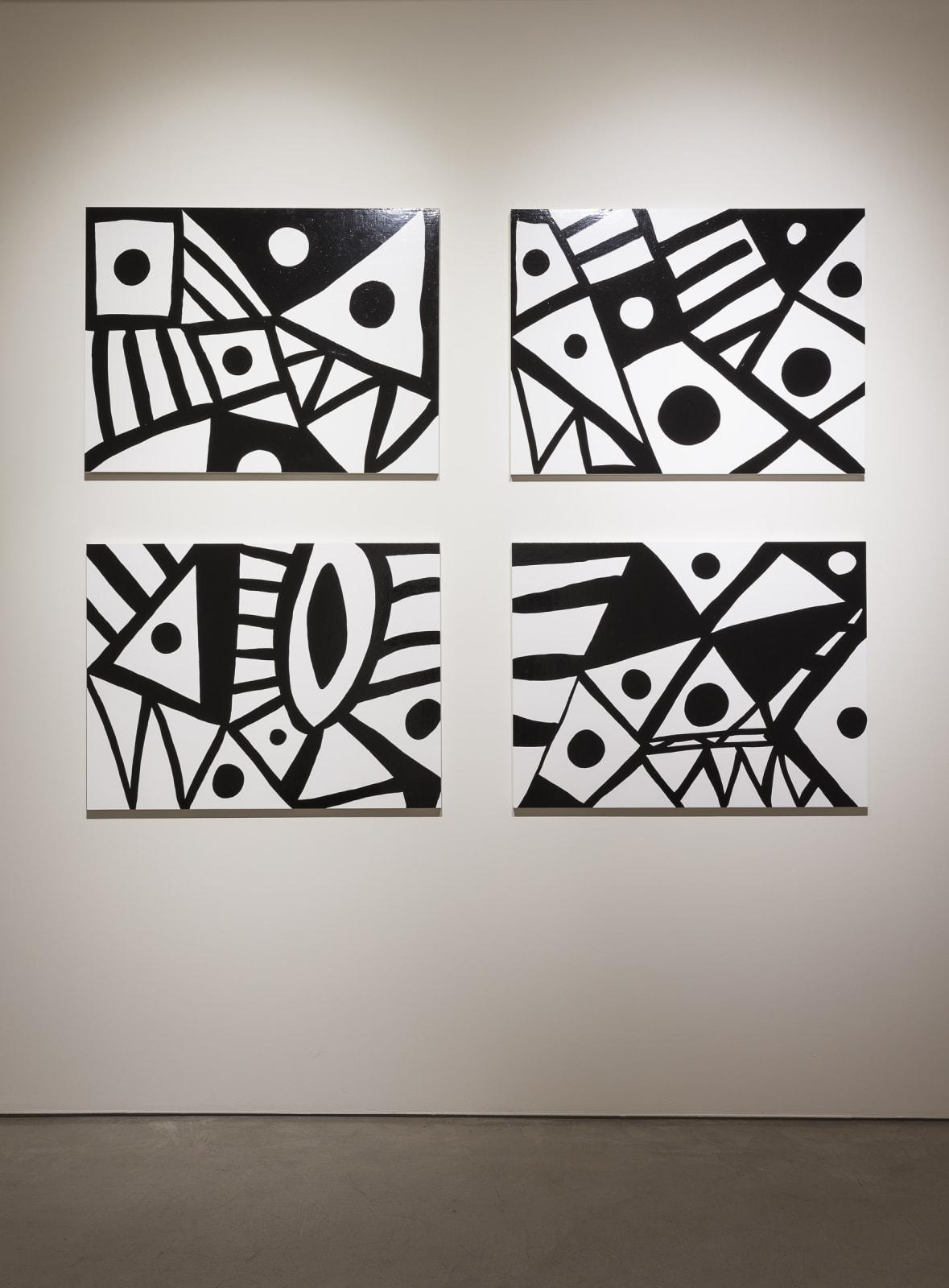 Kim Macconnel | Black & White