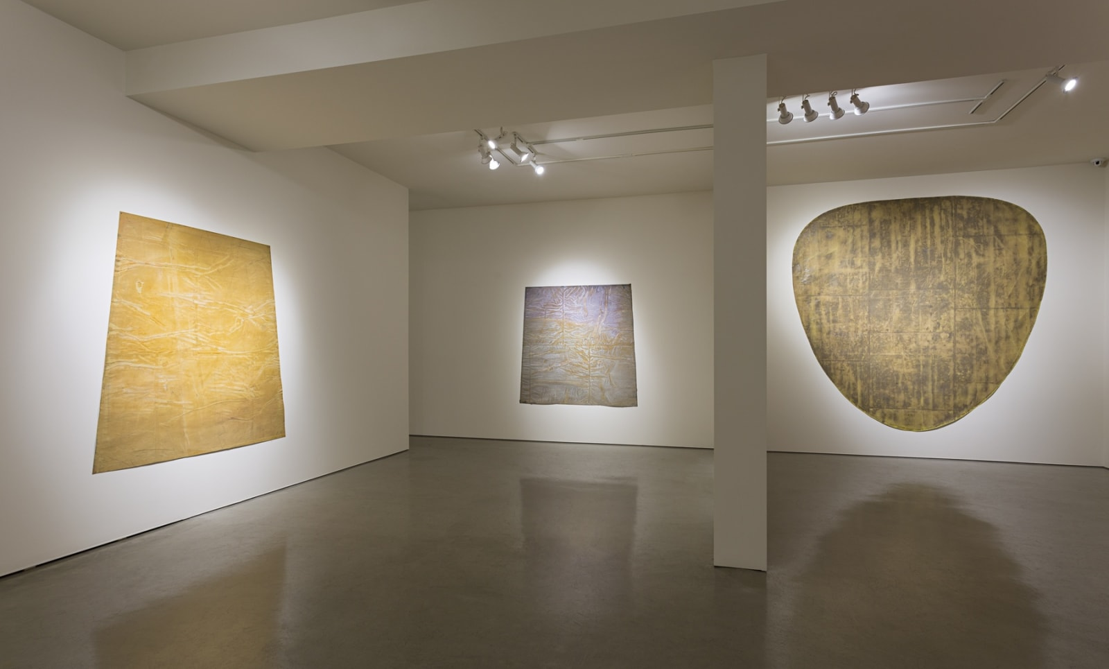 Manny Farber | Paper Paintings 1967-1975