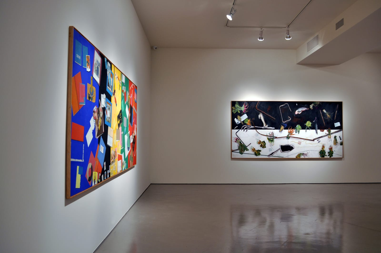 Manny Farber | Selected Works from the Artist's Estate