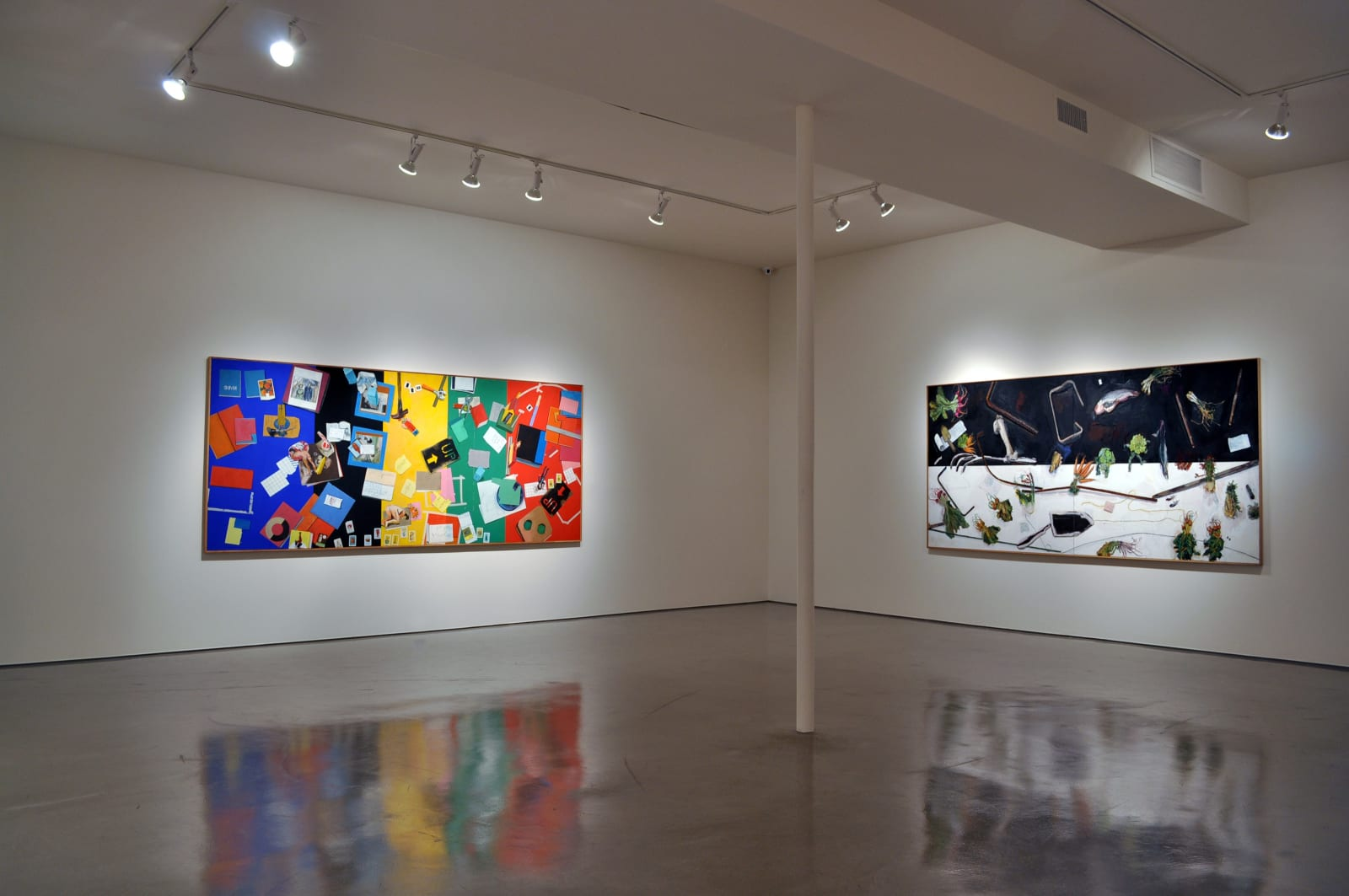 Manny Farber   Selected Works from the Artist's Estate