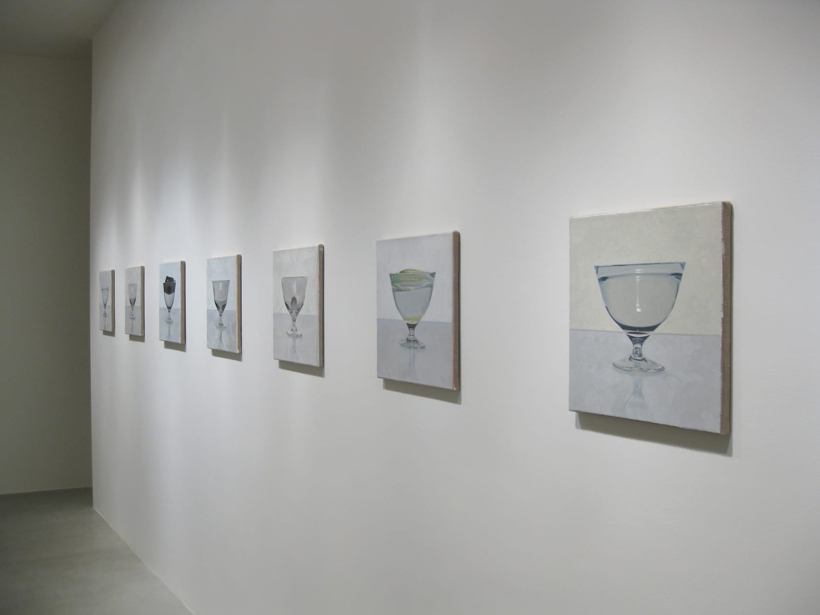Peter Dreher | Drawings and Paintings