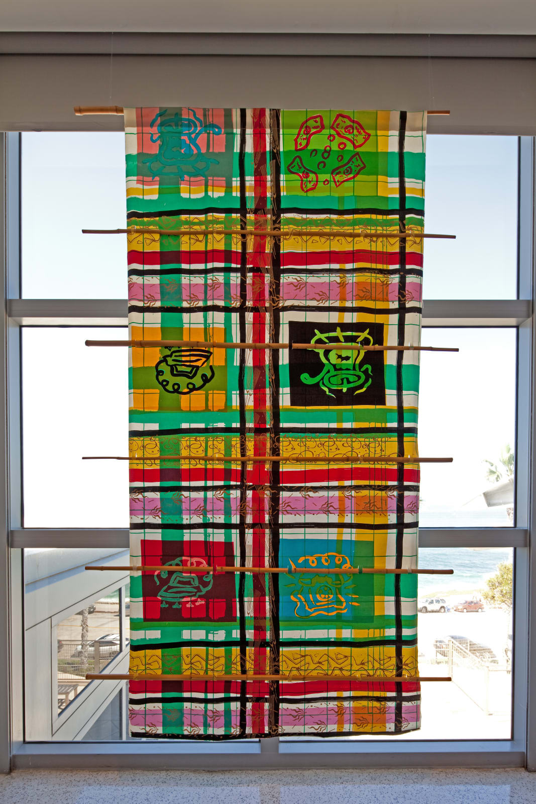 From the retrospective, Collection Applied Design, at the Museum of Contemporary Art San Diego.