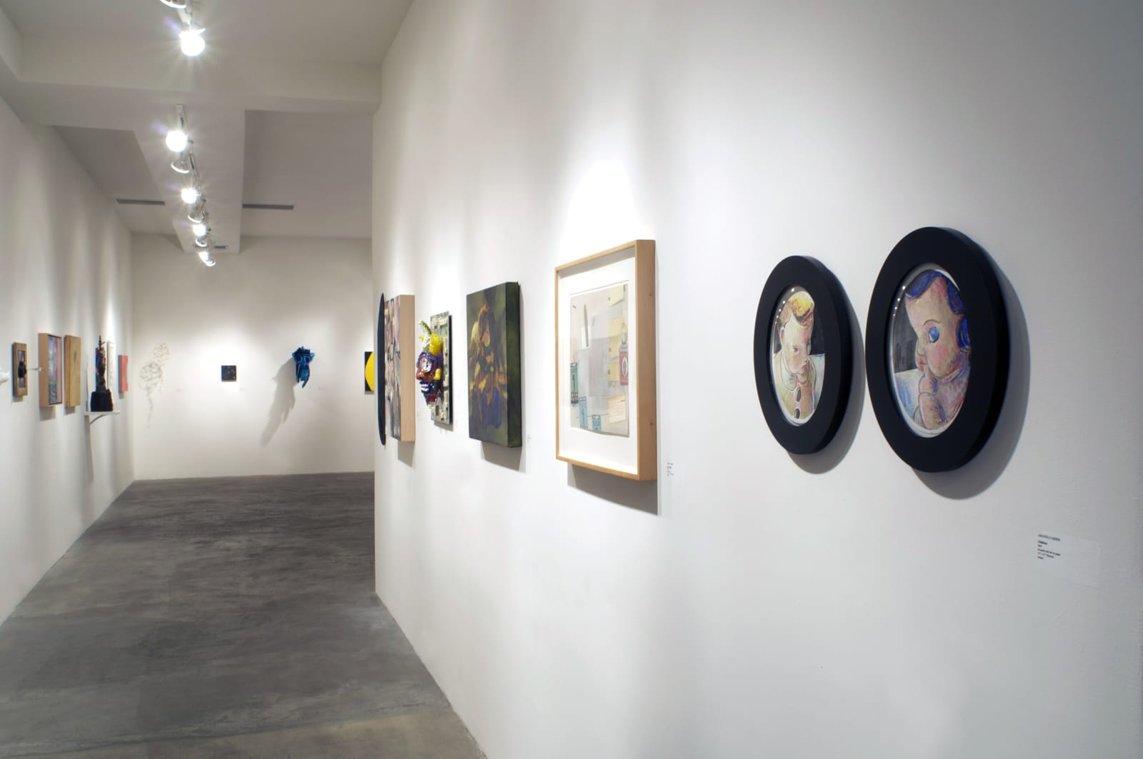 Homing In   An Exhibition of 50 San Diego Artists