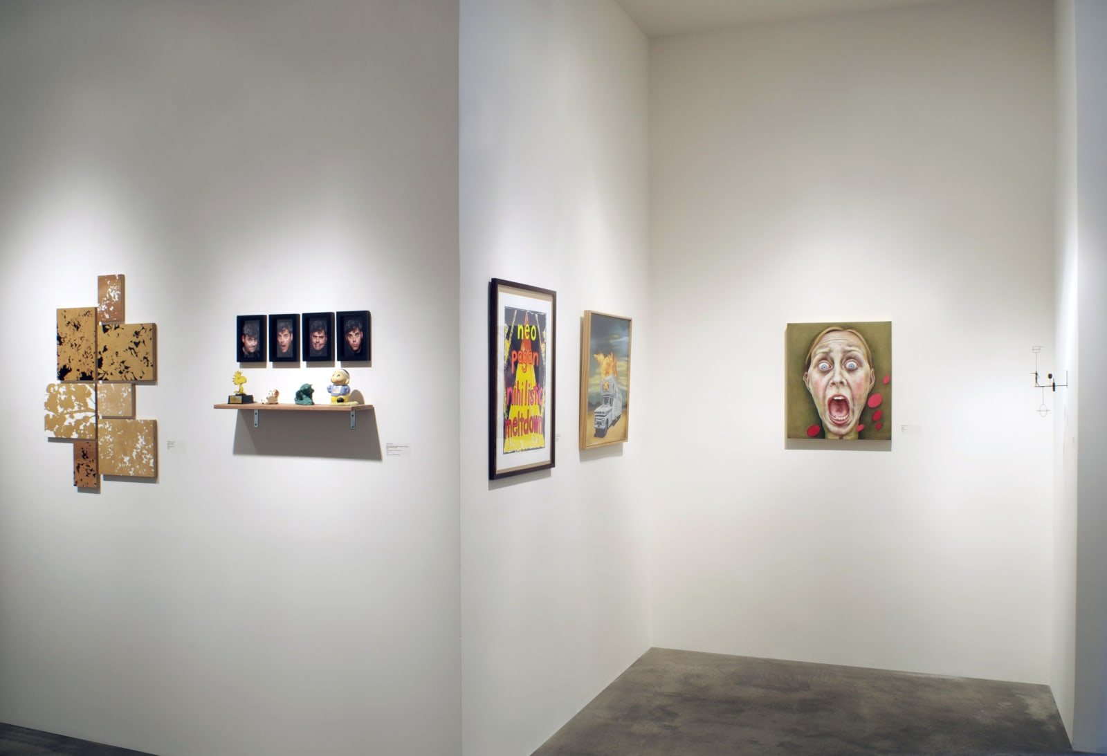 Homing In | An Exhibition of 50 San Diego Artists