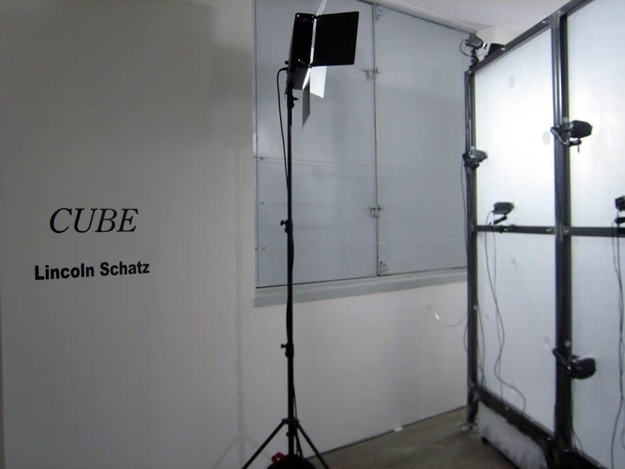 Lincoln Schatz | Cube