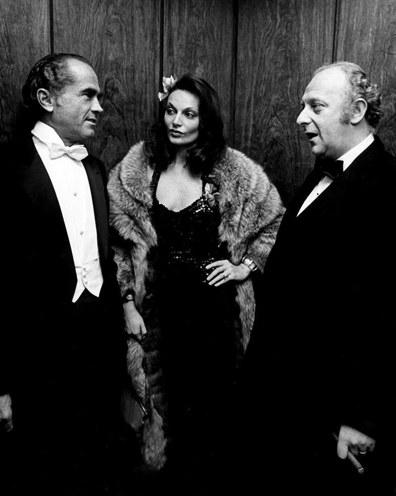 Ron Galella, Diane von Furstenberg, New York, 1972