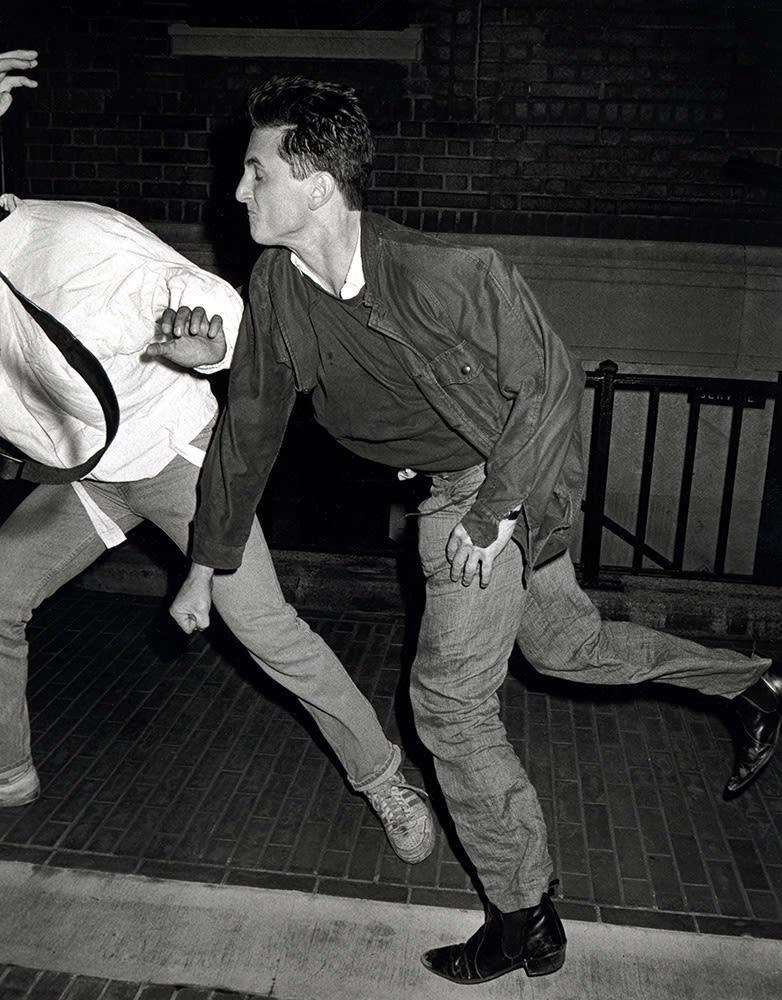 Ron Galella, Sean Penn, New York, 1986