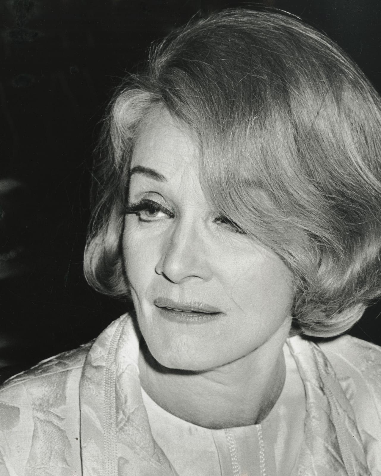 Ron Galella, Marlene Dietrich, New York, 1967