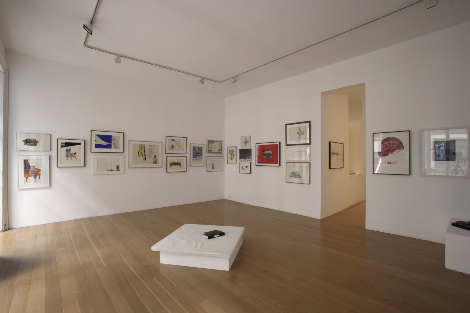 COLIN SELF: Works from the 60s