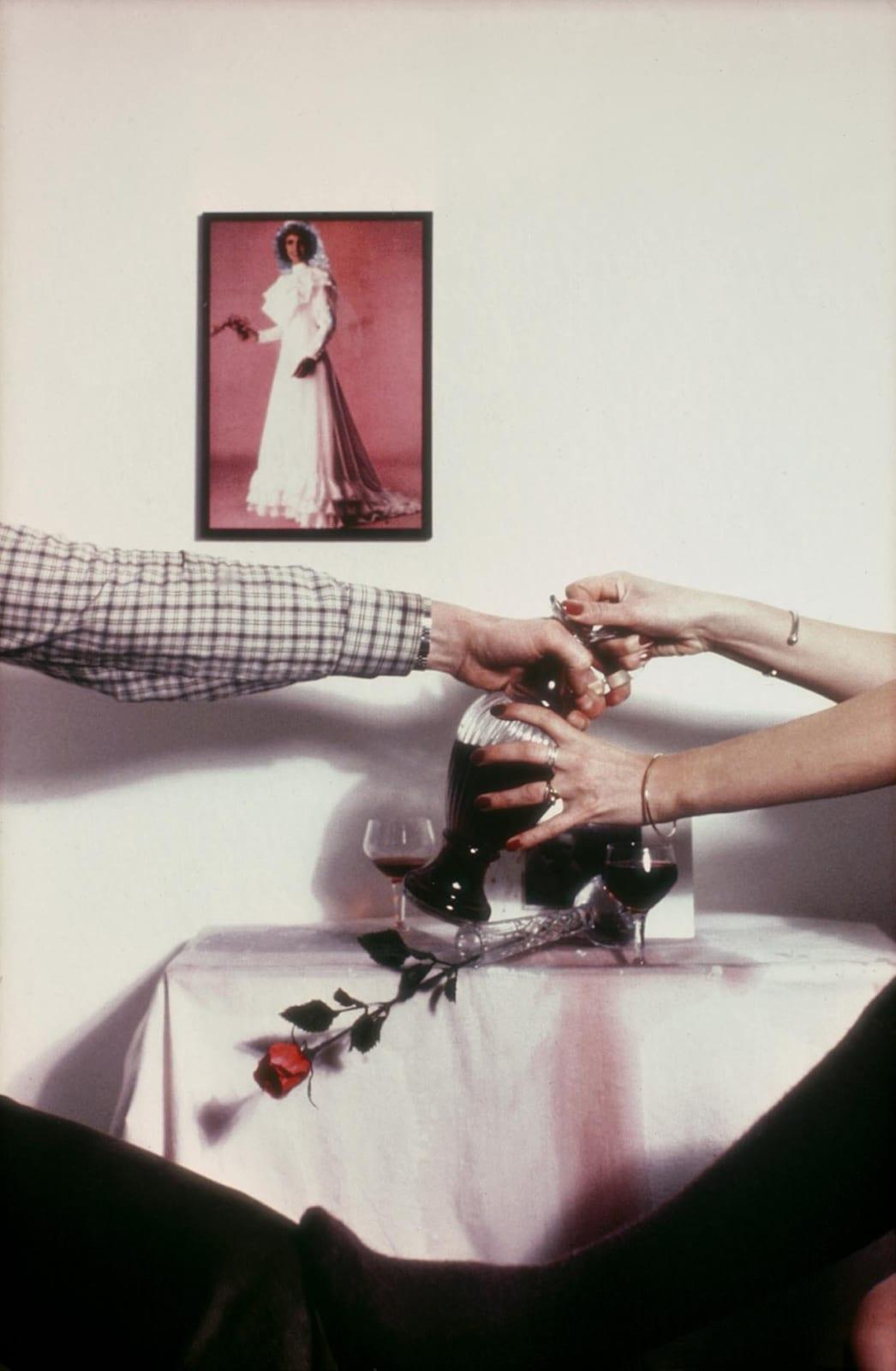 Alexis HUNTER Domestic Warfare (1979)
