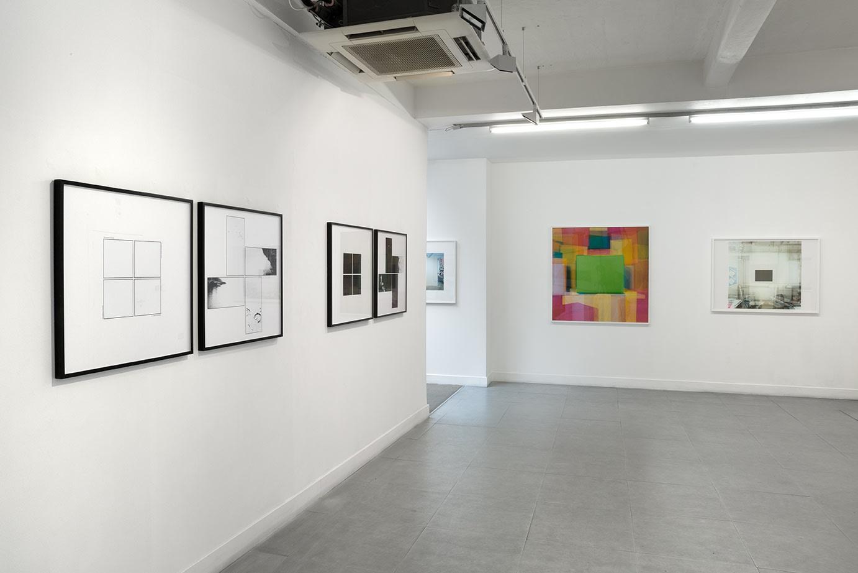 John Hilliard: Not Black and White installation image