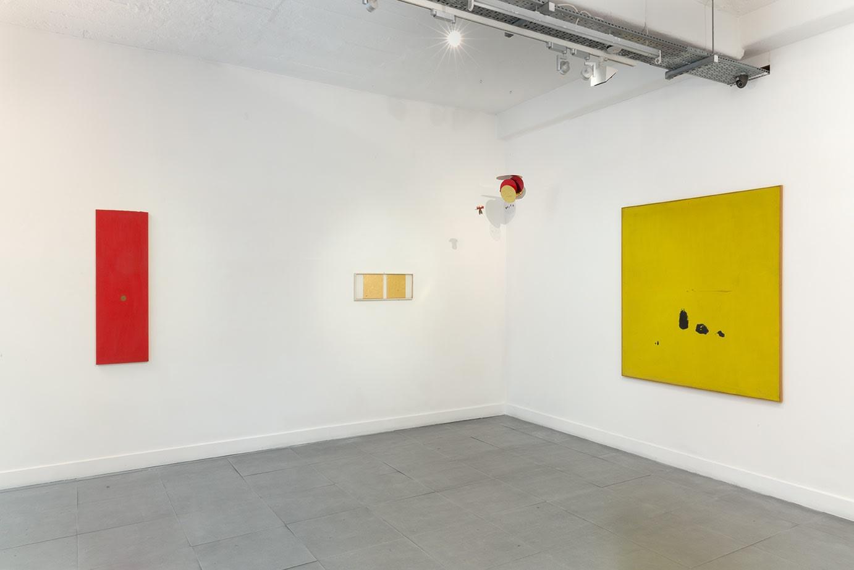 Installation views of Li Yuan-chia at Richard Saltoun Gallery (4 October - 25 November 2016)