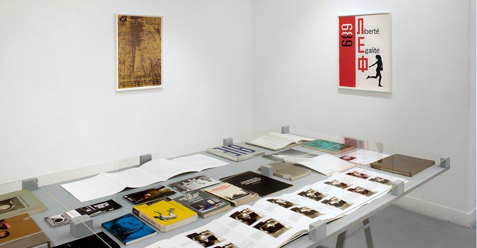 VICTOR BURGIN: On Paper