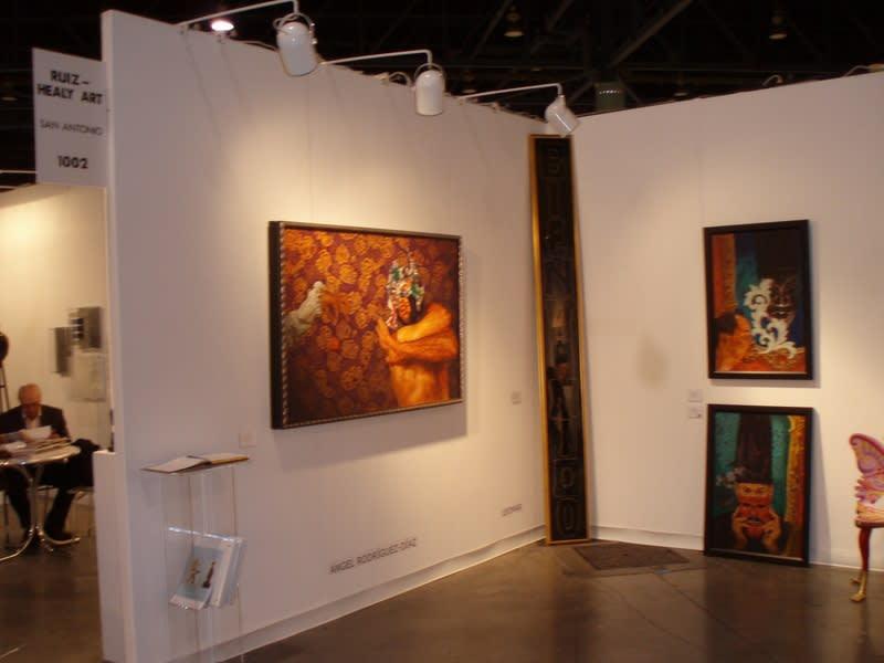 Arteamericas Art Fair 2007