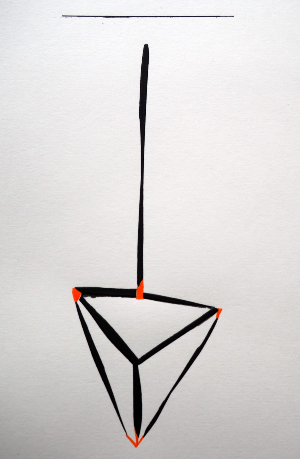 Ethel Shipton Pendulum, 2017
