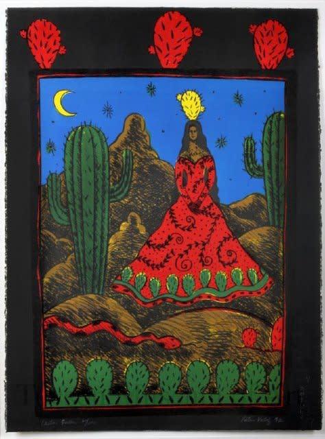 Patssi Valdez Cactus Queen, 1992