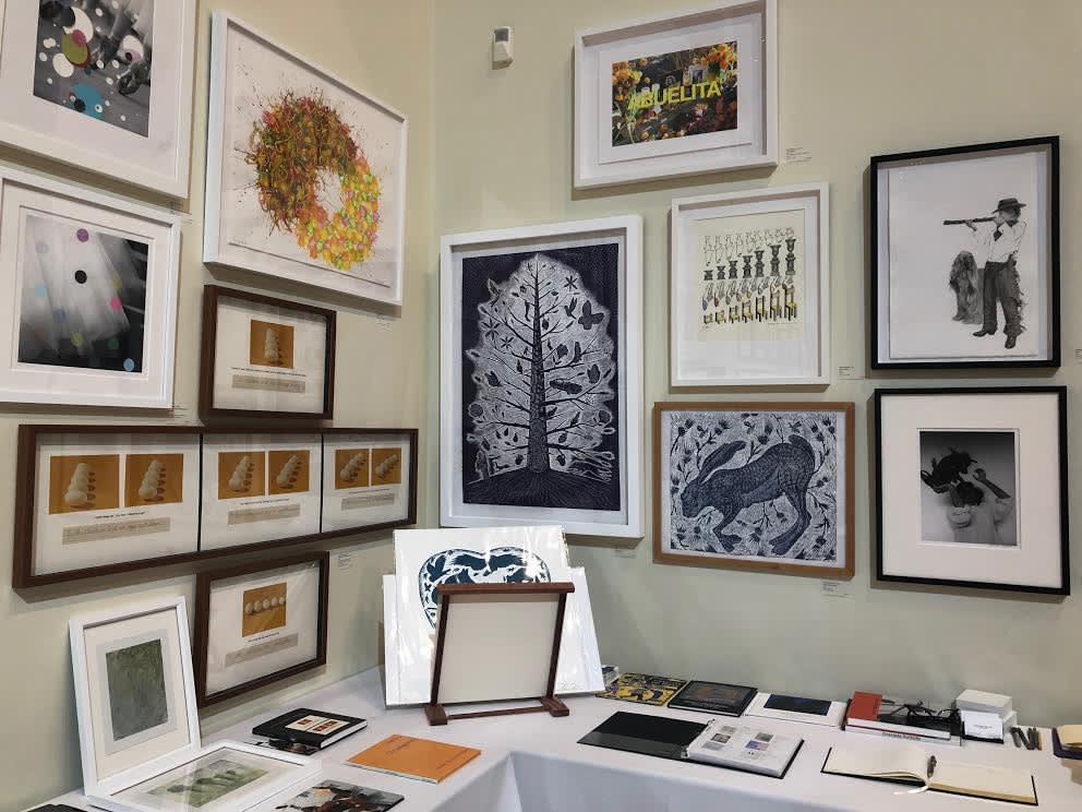 23rd Annual McNay Print Fair