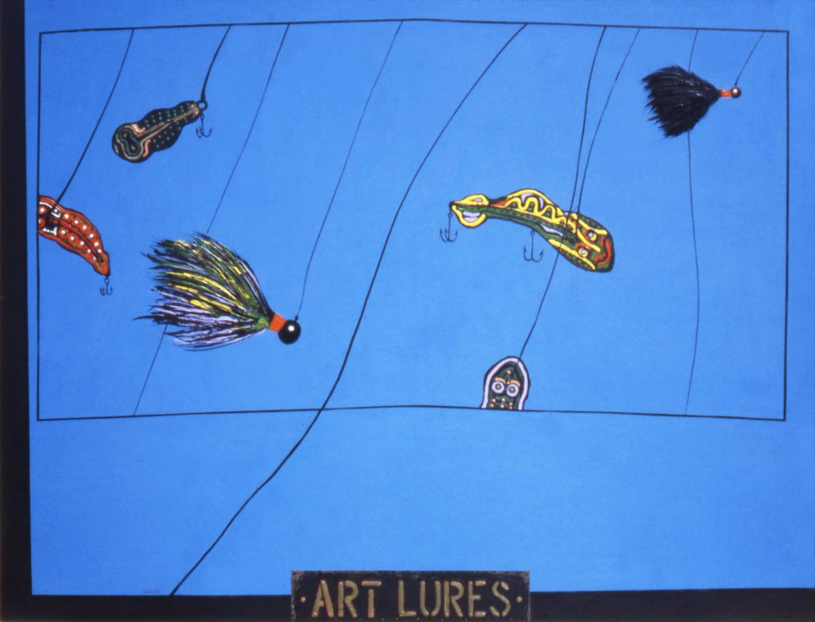 Mel Casas Humanscape 94: Art Lures, 1978-01-01