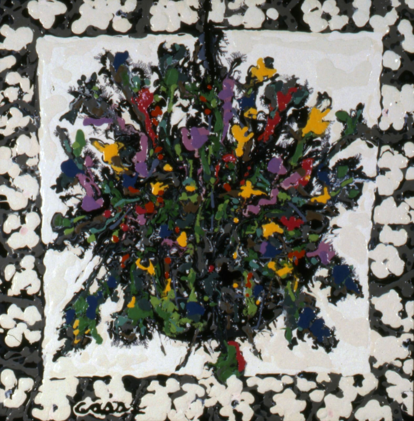 Mel Casas Hanging Garden, 2005