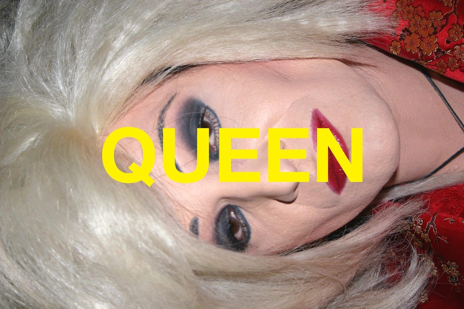 Chuck Ramirez Words: Queen, 2004