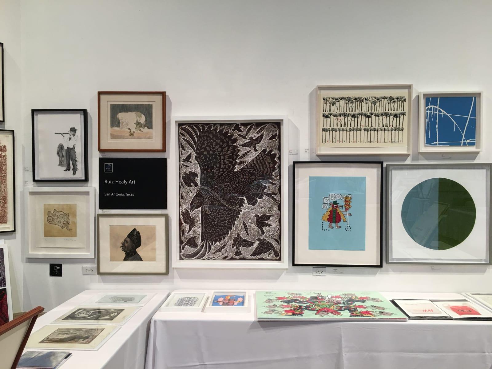 21st Annual McNay Print Fair