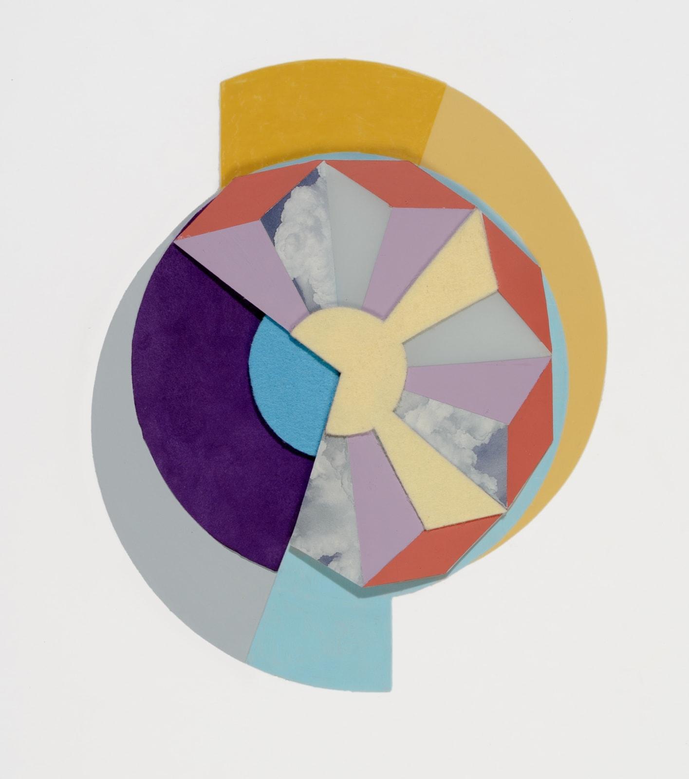 Constance Lowe Sarah's Generous Wheel (Study 2), 2016