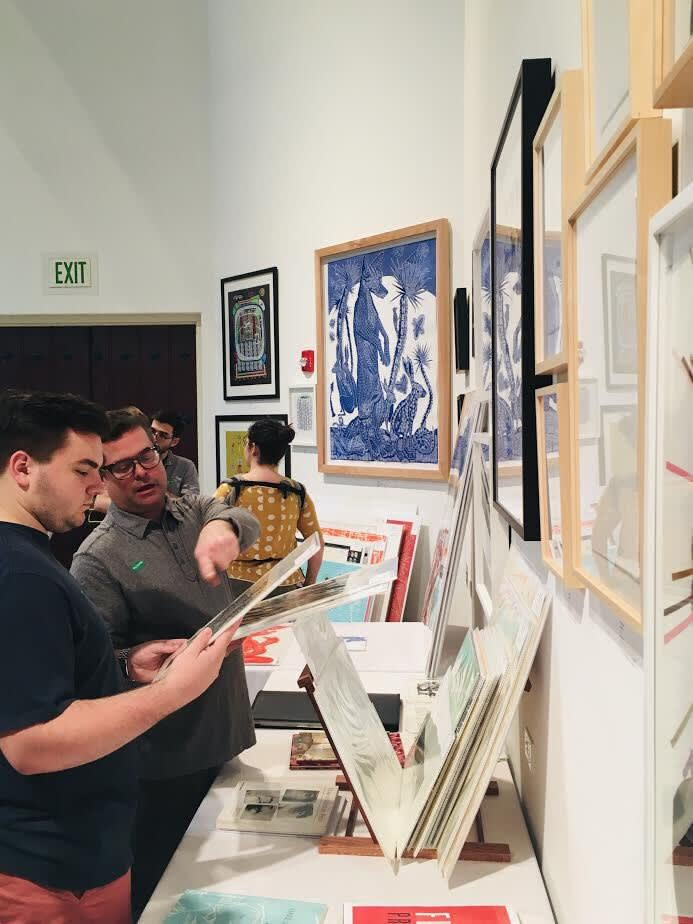 22nd Annual McNay Print Fair