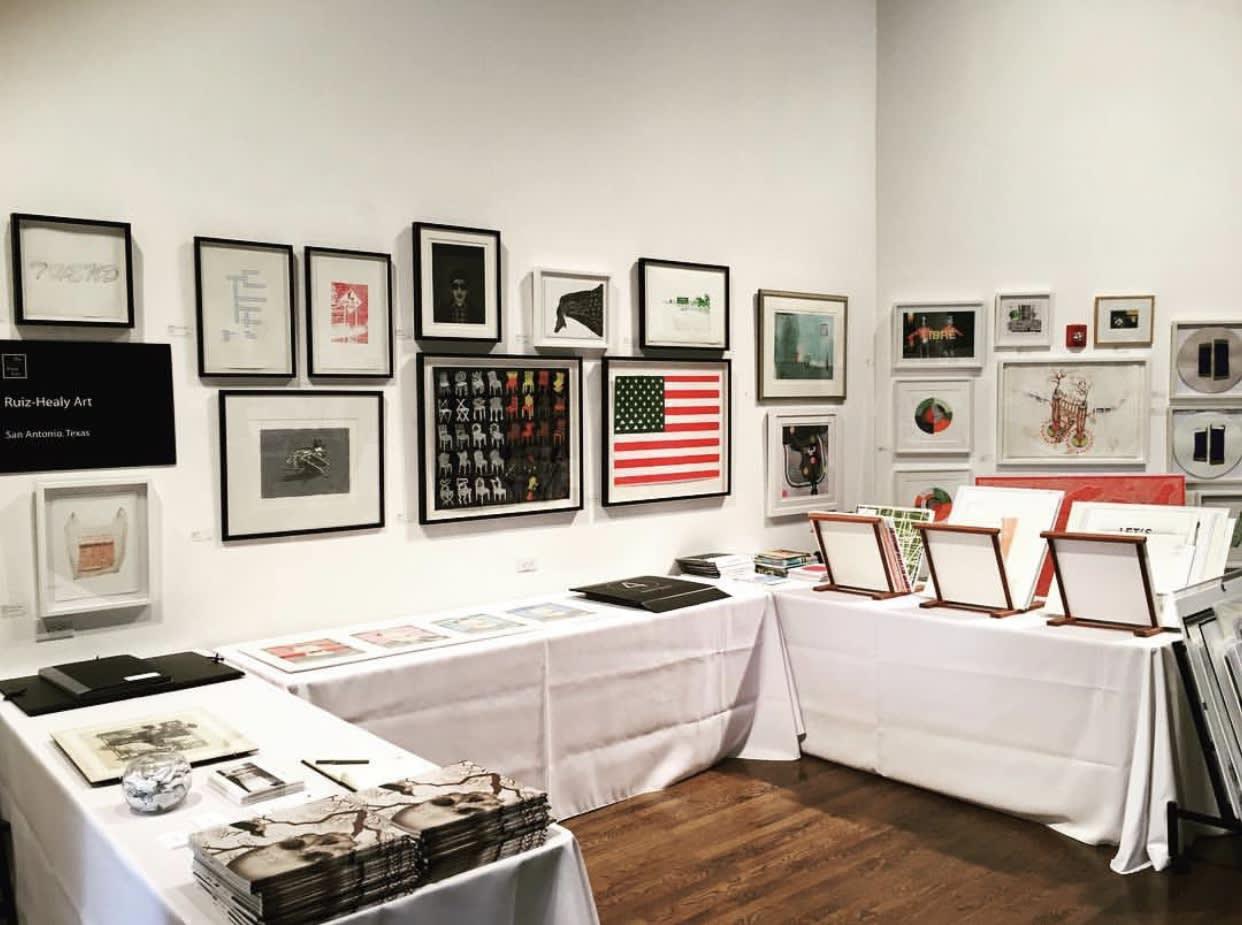 20th Annual McNay Print Fair