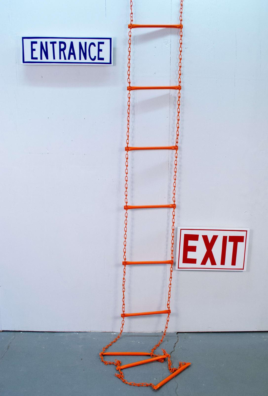 Ethel Shipton Ladder, 2014