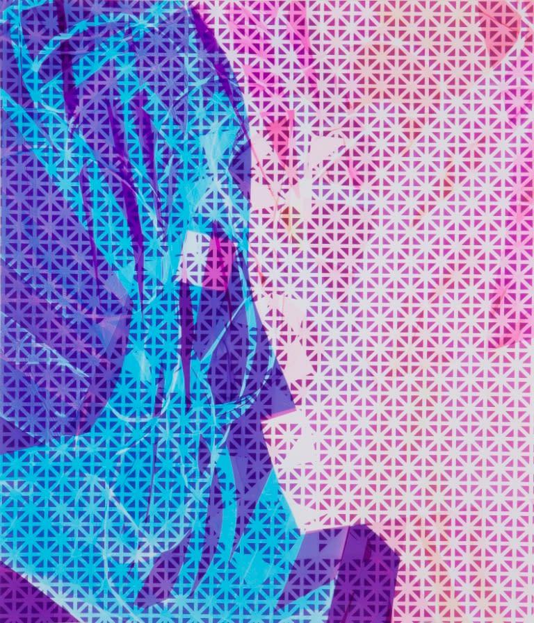 Cecilia Biagini Super Nova, 2011, C-print, photogram, 24 x 20